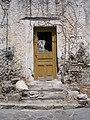 Chora Naxos an abandoned house DSCN1050.jpg
