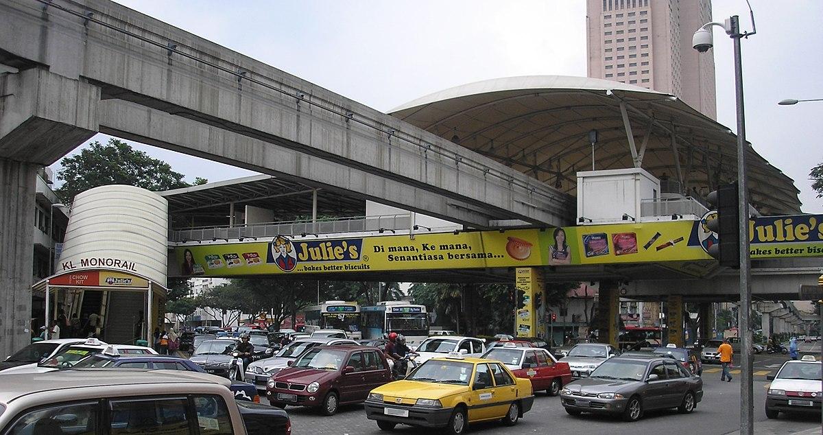 Ktm Putra To Sunway Putra Mall
