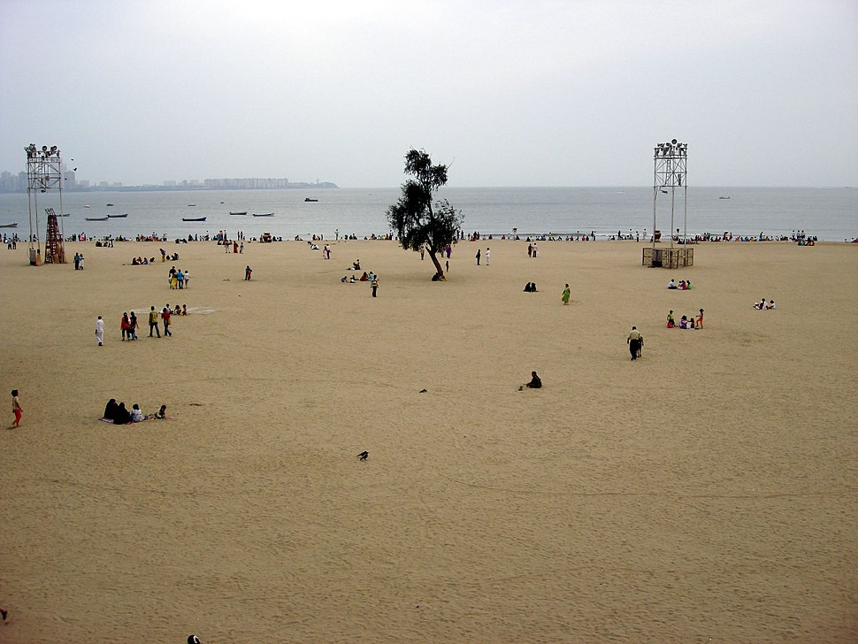 Chowpatti Beach (Girgaum Chowpatty)