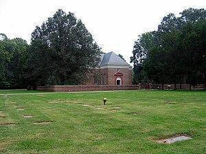 Christ Church (Lancaster County, Virginia) - Image: Christ Church Lancaster