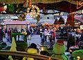 Christmas Market Kaiserslautern 2009 Karusell.JPG