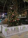 Christmas Tree 2018 Paddington Station London United Kingdom.jpg
