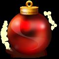 Bola De Navidad Para Decorarla Los Papas