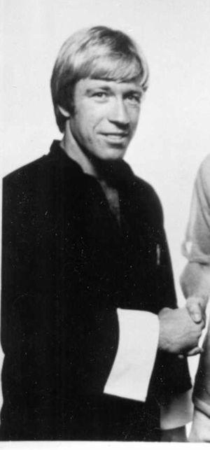 Chuck Norris - Norris in 1976