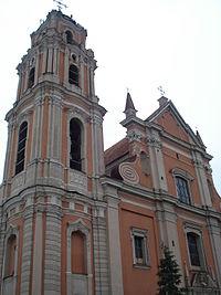 Church of All Saints, Vilnius