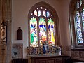 Church of the Blessed Virgin Mary - Stained Glass Window - geograph.org.uk - 476359.jpg