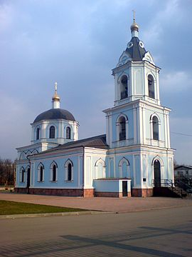 Church of the Nativity of the Theotokos in Kapotnya 04.JPG