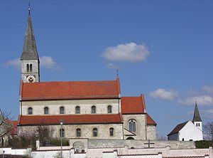 Aiterhofen - Church St. Margaretha