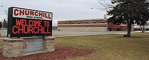 Livonia Public Schools - Winston Churchill High School
