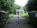 Churchyard gates,Granston - geograph.org.uk - 1467300.jpg