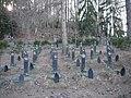 Cimitero austro-ungarico di Brunico - zona mussulmana.jpg