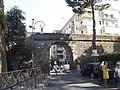 City walls - Via Antonio Sersale, Sorrento - Il bastione di Parsano (7538377146).jpg