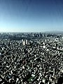 Cityscape of Tokyo, view from Tokyo Skytree (2014-11-10 by Takeishiwataru @Pixabay 1272392).jpg