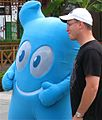 Clarence and Blue Gumby Guy (2862810367).jpg