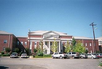 Clarke County, Alabama - Image: Clarke County Courthouse