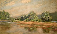 Claude Monet - The Seine at Port-Villez (c. 1883-90).jpg