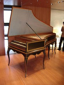 photo : clavecin Hemsch