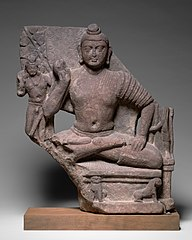 Seated Shakyamuni Buddha