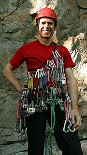 Rock-climbing equipment type of tool for climbing