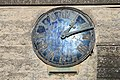Clock face on All Saints Church, Oving - geograph.org.uk - 848840.jpg