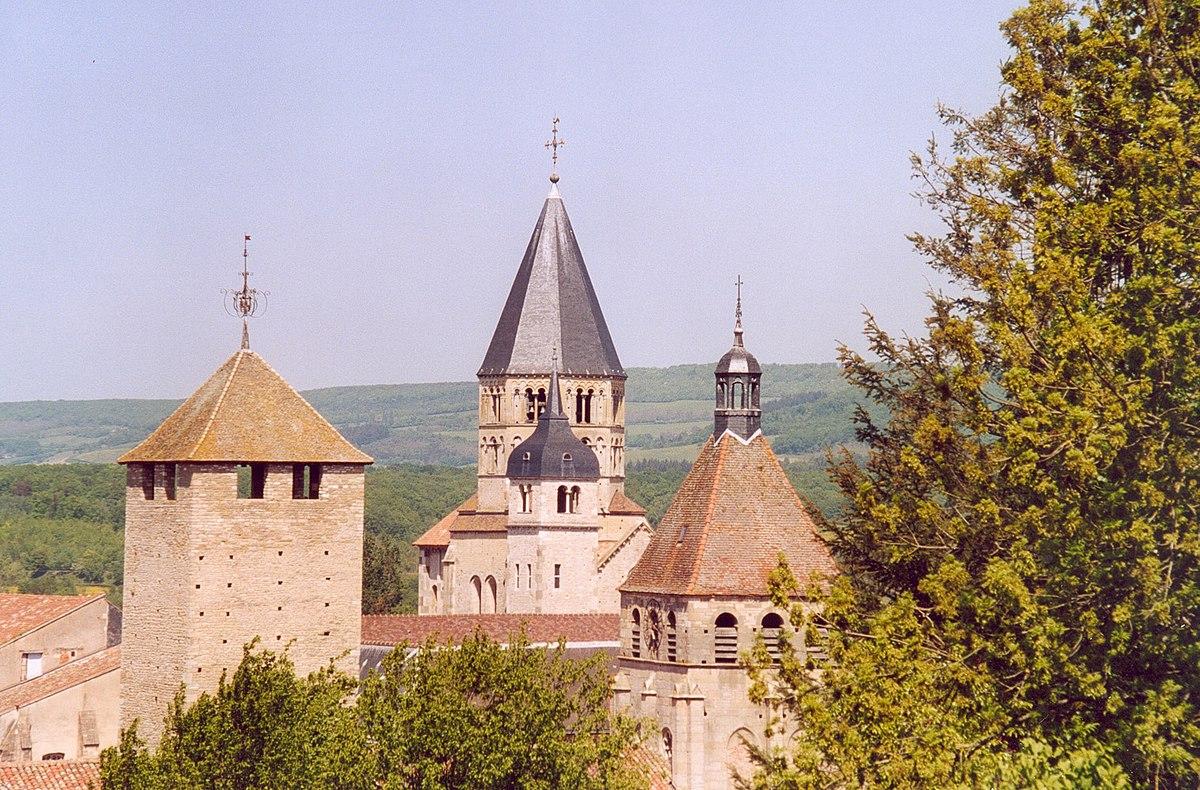 Abbaye De Cluny Wikip 233 Dia