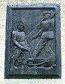 Cmentarz zolnierzy radzieckich w Cybince - marynarze.jpg