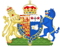Coat of Arms of Camilla, Duchess of Cornwall.svg