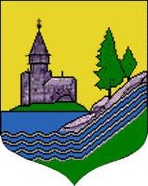 Kondopoga - Image: Coat of Arms of Kondopoga (Karelia)