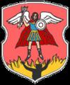 Coat of Arms of Pryvałka.png
