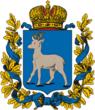 Coat of Arms of Samara gubernia (Russian empire).png
