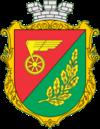 Coat of Arms of Znamyanka.png