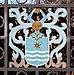 Coat of arms entrance gate Roskilde Priory 2015-03-30-4769.jpg