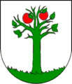 Coat of arms of Nižná Jablonka.png