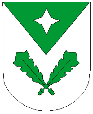 Vinni Parish - Image: Coat of arms of Vinni Parish