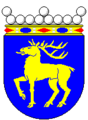 Coat of arms of historical province of Åland in Finland.png