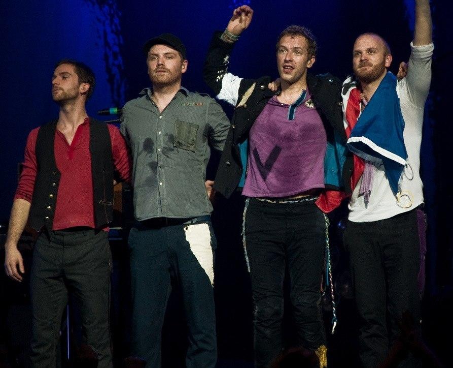 Coldplay - December 2008