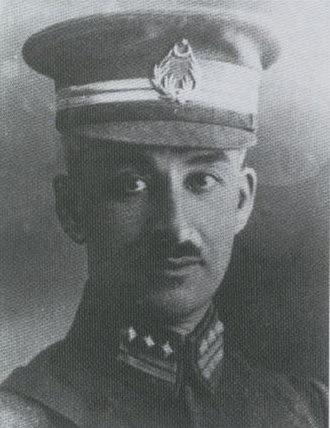 Ömer Halis Bıyıktay - Image: Colonel Omer Halis Biyiktay
