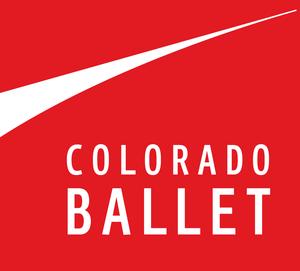 Colorado Ballet - Image: Colorado Ballet logo 2014 resized