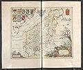 Comitatvs Northantoniensis - Atlas Maior, vol 5, map 26 - Joan Blaeu, 1667 - BL 114.h(star).5.(26).jpg