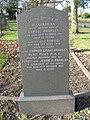 Commonwealth War Grave in Jarrow Cemetery (WW2-07) - geograph.org.uk - 1604423.jpg
