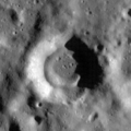 Concentric crater near Clausius E.png