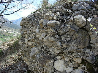 Clastic rock - Conglomerate