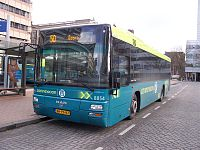 Connexxion 8854 Utrecht Centraal Station 9 februari 2006 (Medium).JPG