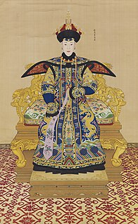 Consort of Chinese Emperor