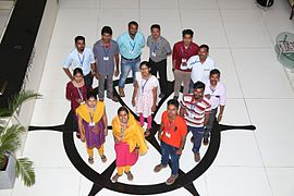Content Translation Workshop, Ezhimala Malayalam wikipedia1.jpg
