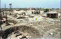 Convention Centre Complex Under Construction - Science City - Calcutta 1994-May 008.JPG