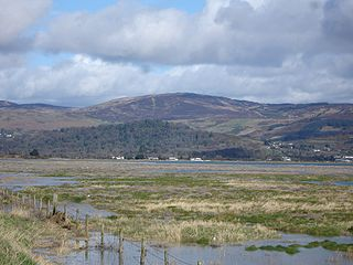 Cooley Mountains Mountains in County Louth, Ireland