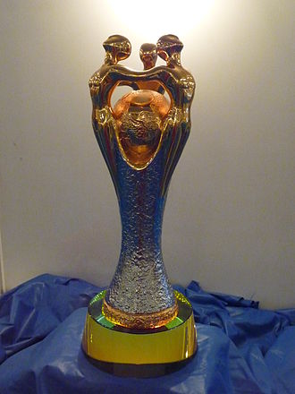 Peace Cup - The trophy