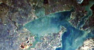 Copano Bay - Image: Copano Bay