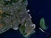 Copenhagen 12.57744E 55.66605N